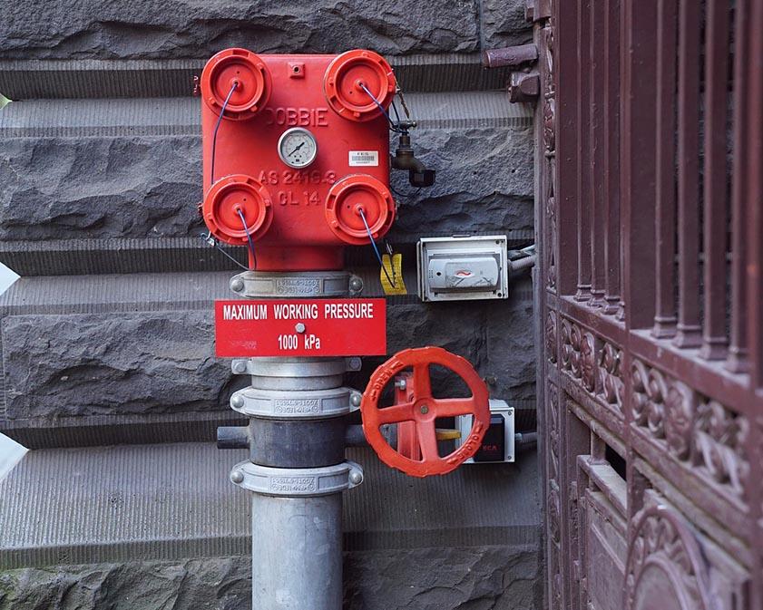 Монтаж пожаротушения и противопожарных водопроводов