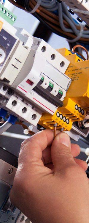 Монтаж электропроводки и силовых сетей